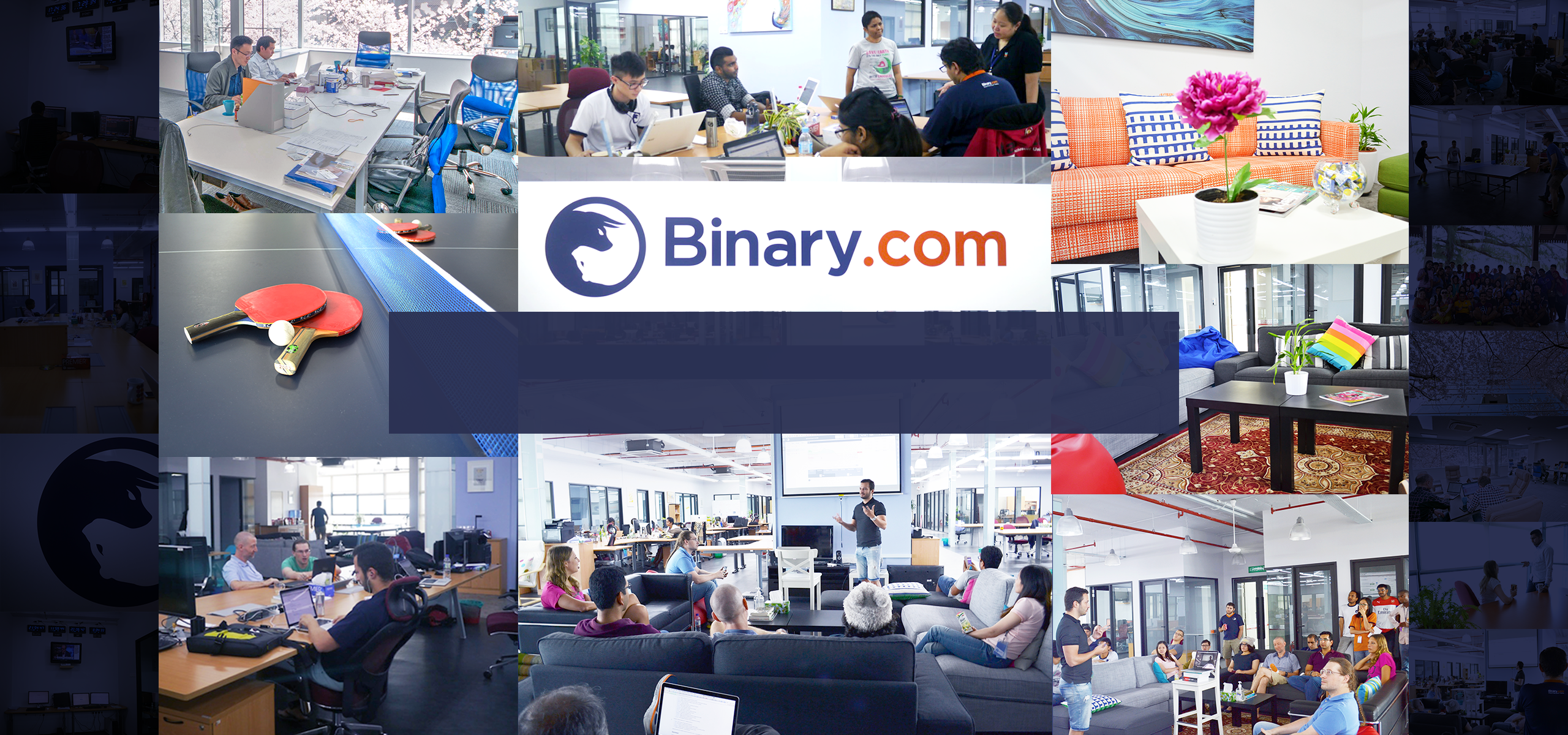 Binary traders group