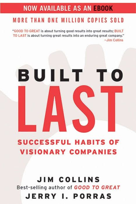 Built to Last [Book Summary]