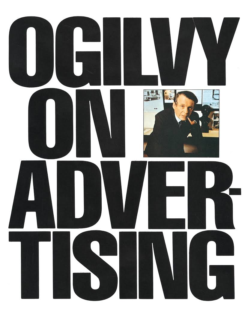 Ogilvy on Advertising [Book Summary]