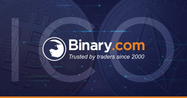 Press release – Binary.com launches world's first ICO with 18 years of history